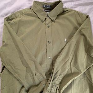 Nordstrom Button Down Shirt (Boat Shirt) (XL)